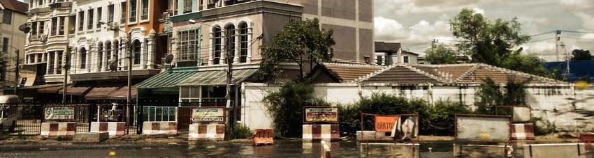 Bangkok  – Gegensätze